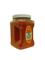 "Family Size Marshalls Creek Spices Sprinkles Red Seasoning, 48 Ounce  â""€"