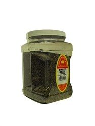 "Family Size Marshalls Creek Spices Sweet Basil,8 Ounces  â""€"