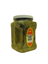 "Family Size Marshalls Creek Spices Bay Leaves Whole (Laurel Leaves),8 Ounces  â""€"