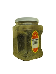 "Family Size Marshalls Creek Spices Marjoram, 6 Ounces  â""€"