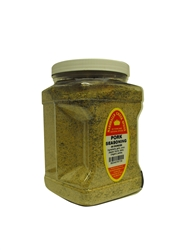 "Pork Seasoning No Salt, 44 Ounces  â""€"