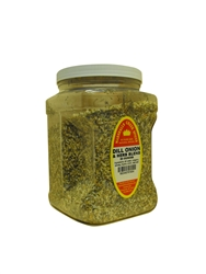 "Low Salt, Dill Onion & Herb Blend, 20 Ounces  â""€"