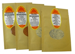 Marshalls Creek Spices Favorite Things Kitchen Essentials Gift Pack (our's not Oprah's) Continential Flavors No Salt