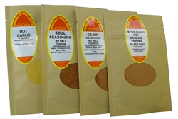 Sample Gift Pack - Bring On The Heat, Some Like It HOT, No Salt