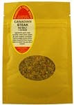 Sample CANADIAN STEAK SEASONING NO SALT (COMPARE TO MONTREAL SEASONING ®)Ⓚ