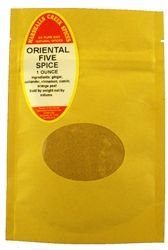 "Sample ORIENTAL 5 SPICEâ""€"