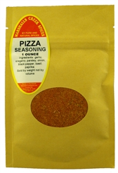 "Sample, PIZZA SEASONING NO SALTâ""€"