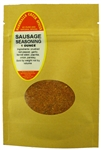 "Sample, SAUSAGE SEASONING NO SALTâ""€"