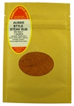 Sample,  AUSSIE STYLE STEAK RUB no salt, Compare to Outback Steakhouse® Ⓚ