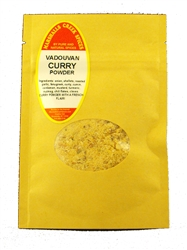 "Sample, VADOUVAN CURRY POWDERâ""€"