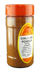 Chili Lime Powder No Salt (Tajin)