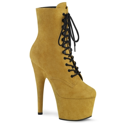 adore 1020fs mustard faux suede mustard faux suede