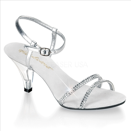 Pleaser Bridal Platform Shoes