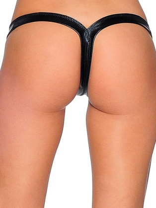 Body Zone Foil Comfort Thong PR1129