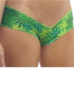 Body Zone Pot Super Micro Shorts