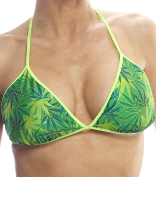 Body Zone Reversible Pot Tri Top