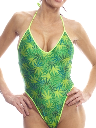 Body Zone Pot High Hip Bodysuit