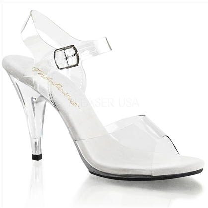 ankle strap posing shoes