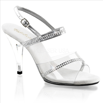 ankle strap bridal shoes