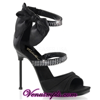 closed back ankle sandal
