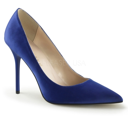 royal blue business shoes