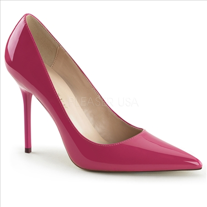hot pink business shoes
