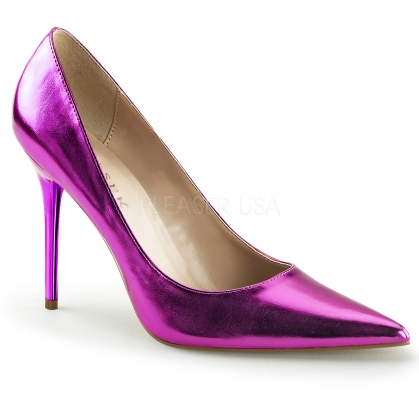 women's orchid business shoes