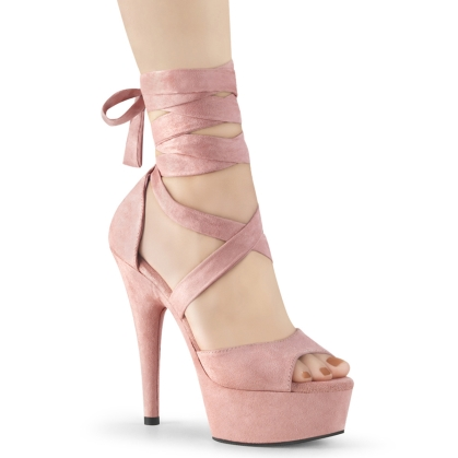 delight 679 baby pink faux suede baby pink faux su