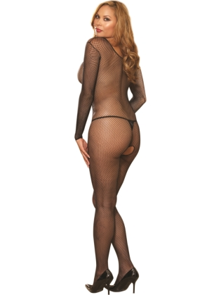 VAVOOM Stockings - Open Crotch Bodystocking