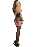 VAVOOM Dresses - Fashion Lace Garter Dress