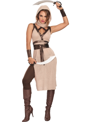VAVOOM Costumes | Desert Warrior