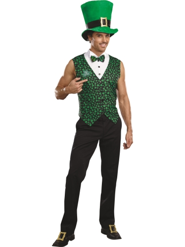 VAVOOM Costumes | Irish U Were Naked Leprechaun