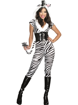 Dream Girl Zebra Costume