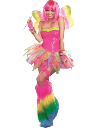 Dream Girl Rainbow Fairy