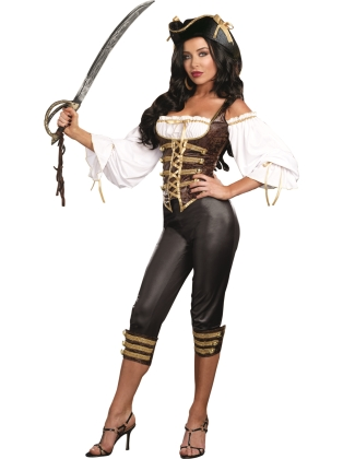 Dream Girl Seaworthy Pirate (Female)