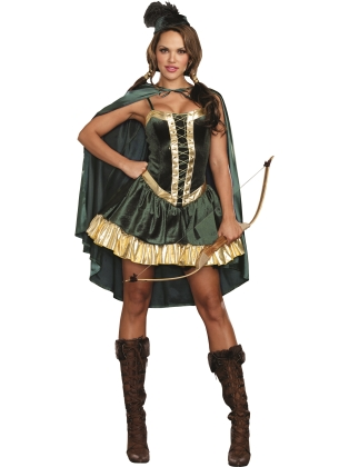 Dream Girl Robin Hood