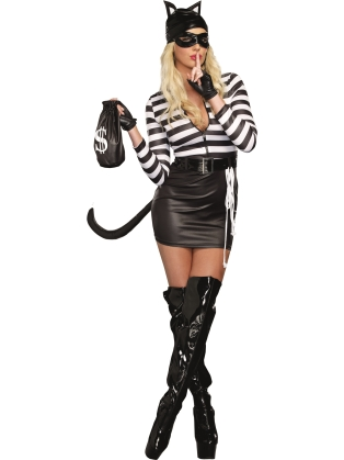 Dream Girl Cat Burglar
