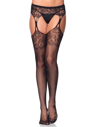 Stockings Cuban Heel Stocking