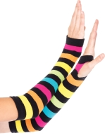 Accessories Rainbow Gauntlet Gloves