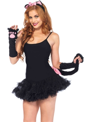 Costume Accessories Leg Aveneue Pretty Kitty Kit