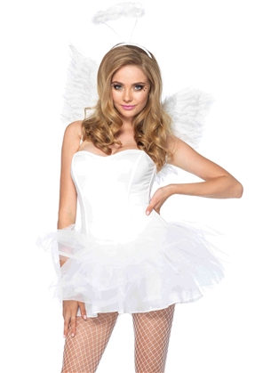 Costume Accessories Angel Accessory Kit