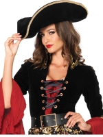 Costume Accessories Men's Pirate Hat