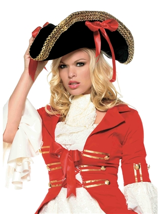 Costume Accessories Pirate Hat