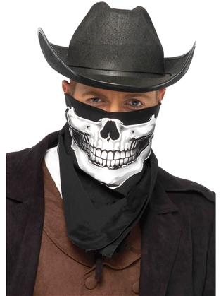 Costume Accessories Skull Bandana