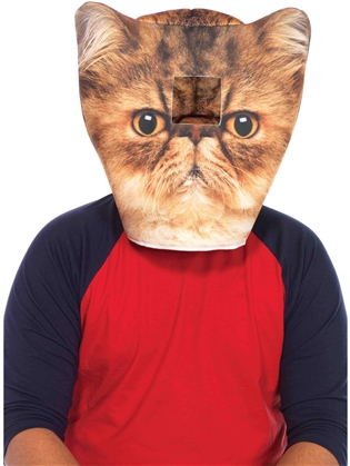 Costume Accessories Cat Mask