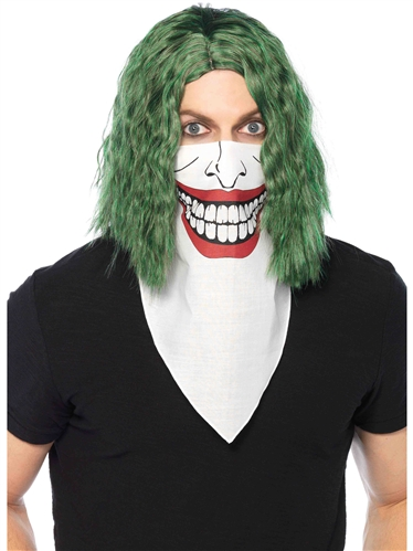 Costume Accessories Jokester Bandana