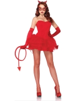 Costume Accessories Naughty Devil Kit