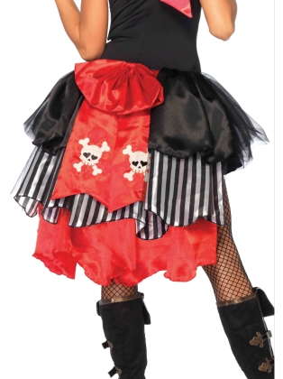 Costume Accessories Bustle Pirate Pin-On