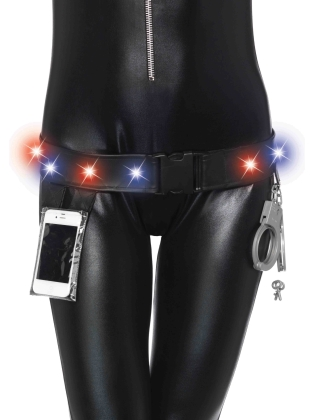 Costume Accessories Police Utility Belt