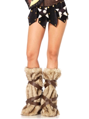 Costume Accessories Warrior Leg Warmers
